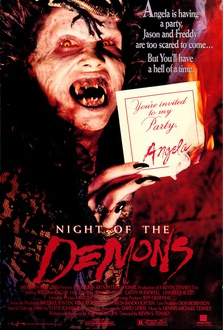 Movie Night of the Demons