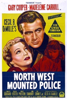 Movie North West Mounted Police