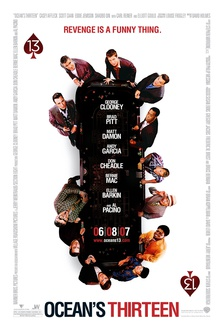 Movie Ocean's Thirteen