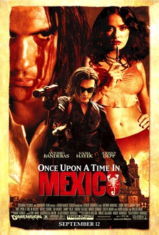 Movie Once Upon a Time in Mexico