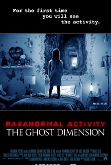 Paranormal Activity: The Ghost Dimension Quotes