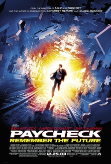 Movie Paycheck