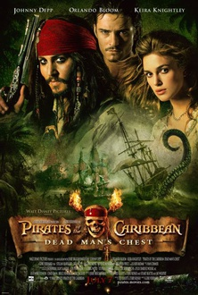 Movie Pirates of the Caribbean: Dead Man's Chest