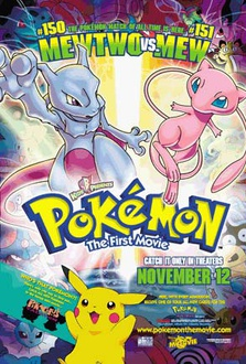 Movie Pokémon: The First Movie: Mewtwo Strikes Back