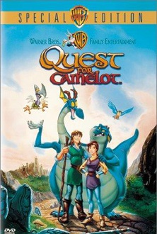Movie Quest for Camelot