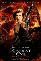 Resident Evil: The Final Chapter Quotes