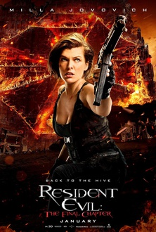 Resident Evil The Final Chapter Quotes Movie Quotes Movie