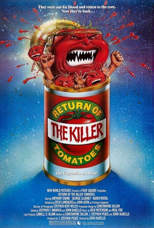 Movie Return of the Killer Tomatoes!
