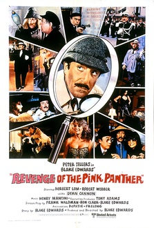 Movie Revenge of the Pink Panther