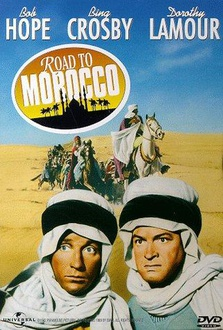 Movie Road to Morocco