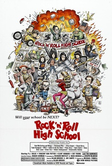 Movie Rock 'n' Roll High School