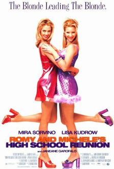 Movie Romy and Michele's High School Reunion