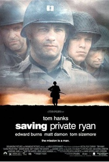 Movie Saving Private Ryan