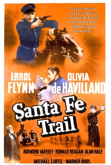 Movie Santa Fe Trail
