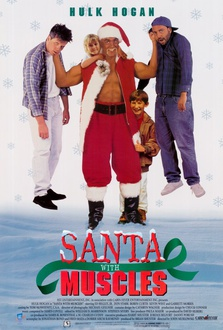 Movie Santa with Muscles