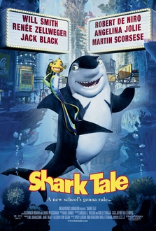 Cartoon Shark Tale