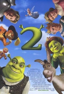 Cartoon Shrek 2