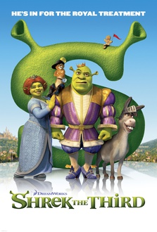 Movie Shrek the Third