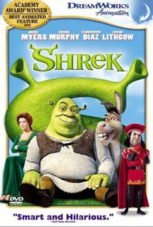 Cartoon Shrek