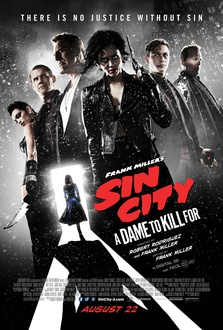 Movie Sin City: A Dame to Kill For
