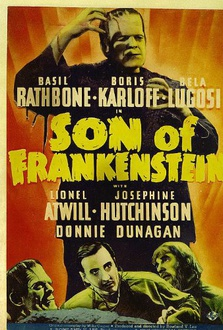 Movie Son of Frankenstein