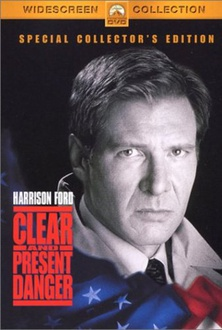 Movie Clear and Present Danger