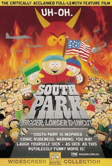 Cartoon South Park: Bigger, Longer and Uncut