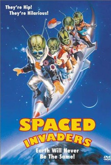 Movie Spaced Invaders