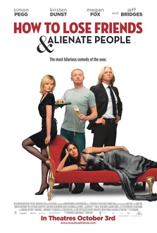 Movie How to Lose Friends & Alienate People