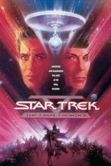 Movie Star Trek V: The Final Frontier