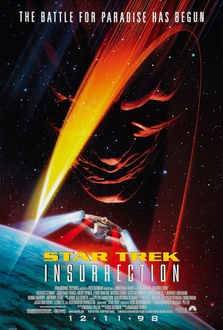 Movie Star Trek: Insurrection
