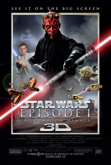 Movie Star Wars: Episode I - The Phantom Menace