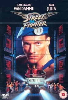 Movie Street Fighter