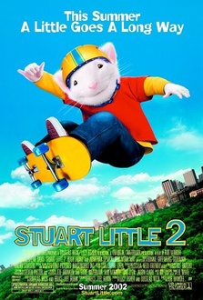 Cartoon Stuart Little 2