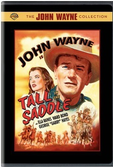 Movie Tall in the Saddle