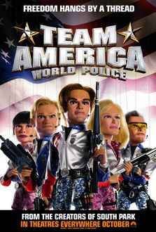 Movie Team America: World Police