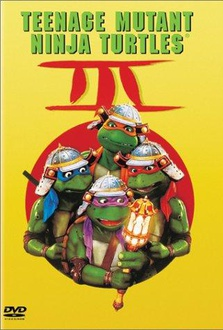 Movie Teenage Mutant Ninja Turtles III