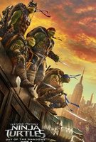 Teenage Mutant Ninja Turtles: Out of the Shadows Quotes