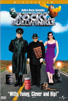 Movie The Adventures of Rocky and Bullwinkle
