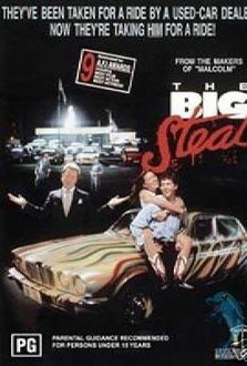 Movie The Big Steal