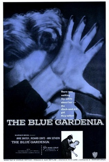 Movie The Blue Gardenia