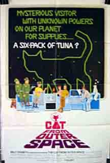 Movie The Cat from Outer Space
