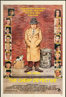 Movie The Cheap Detective