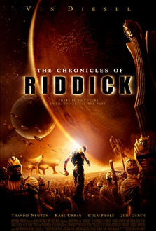 Movie The Chronicles Of Riddick