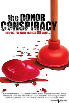 Movie The Donor Conspiracy