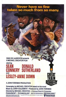 Movie The First Great Train Robbery