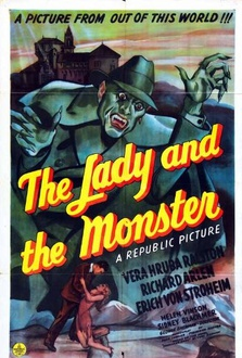 Movie The Lady and the Monster