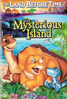 Movie The Land Before Time V: The Mysterious Island
