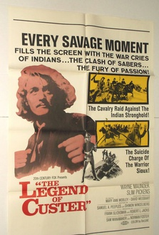 Movie The Legend of Custer