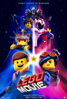 Movie The Lego Movie 2: The Second Part